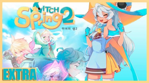 Witch Spring 2 Mod Apk for Android